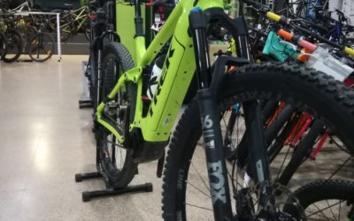 Sale electric bicycle Trek , second hand to Ayats cycles